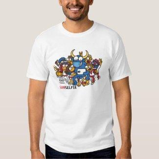 T-shirt basique pour homme,