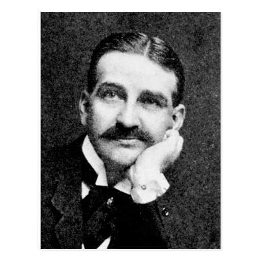 Auteur magicien d'Oz de Frank Lyman de ~ de Baum Cartes Postales