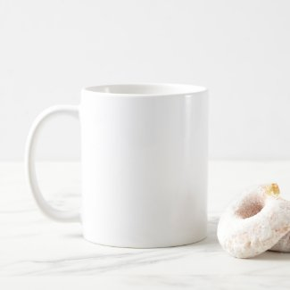 Tasse blanche classique 325 ml